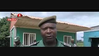 Policia frustra sai?da de mais de 8 milho?es de kwanzas para a RDC
