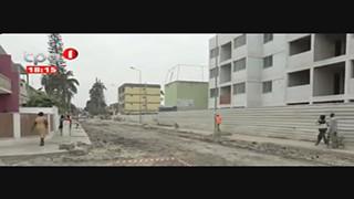 Benguela, Rua de Angola vai ganhar nova imagem