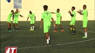 Santiago e Santo Antão disputam hoje a grande final da Taça de Cabo Verde