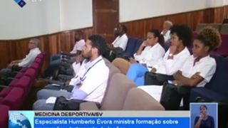 Especialista Humberto Évora ministra formação sobre prevenção e tratamento de le