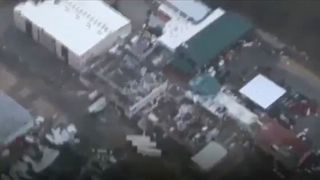 Irma - Vista aerea