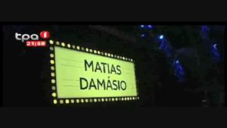 Matias Damasio encerra Tournºee de vera?o com show memora?vel