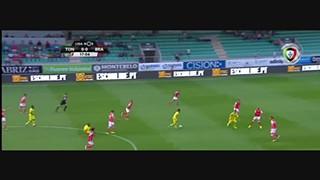 Liga (7ªJ): Resumo CD Tondela 1-2 SC Braga