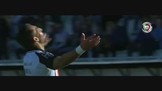 Portimonense, Golo, Pires, 27m, 1-0