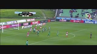 SC Braga, Caso, Raúl Silva, 87m