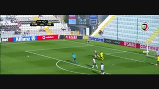 FC P.Ferreira, Jogada, António Xavier, 17m