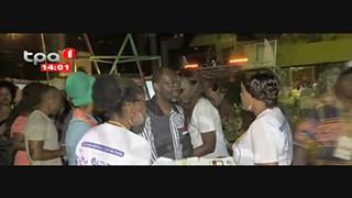 Dino Ferraz vence 21ª Edic?a?o do Festival da Canc?a?o de Luanda