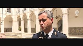 Mundial-2018 Luís Elias (Superintendente da PSP) destaca a importância do Guia d