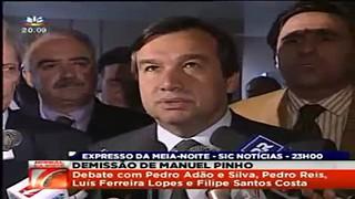 António Guterres e o ?é só fazer as contas?