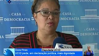 UCID pede, em declaração política, mais dignidade aos doentes evacuados para den