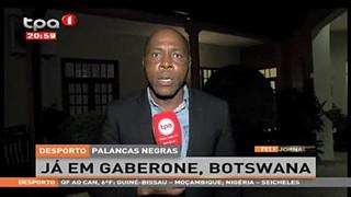 Desporto, Palancas Negras ja? em Gaberone, Botswana