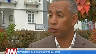 """Presidente da CM da Brava garante que 2020 será um ano de """"mais concretizações"""""""