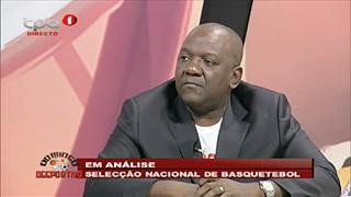 """Em Análise - Selecção Nacional de Basquetebol """"Parte 2"""""""