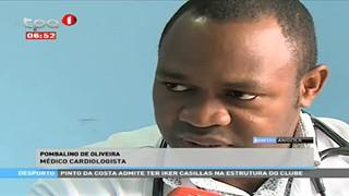 Hipertensa?o -  causa do maior nu?mero de AVC em Cabinda