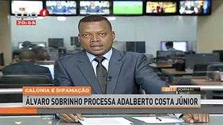 Calúnia e Difamação - Álvaro Sobrinho processa Adalberto Costa Júnior