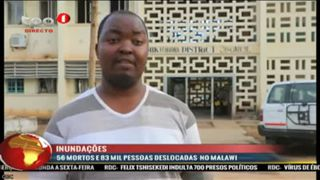 África Hoje com a Jornalista Sandra Mainsel 15.03.19