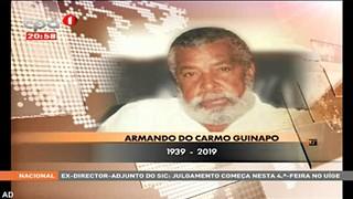 MPLA, lamenta a morte de Armando Guinapo
