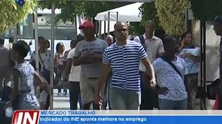 Indicador do INE  aponta melhora no emprego no 1º semestre de 2019
