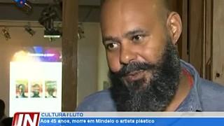 Aos 45 anos, morre no Mindelo o artista plástico Alex da Silva