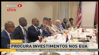 Angola -EUA