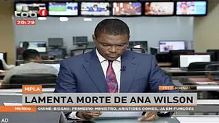MPLA lamenta morte de Ana Wilson