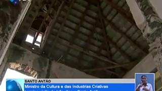 Ministro da Cultura e das Indústrias Criativas termina visita de três dias a San