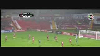 Rio Ave FC, Jogada, Rúben Ribeiro, 42m
