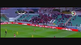 SC Braga, Jogada, Paulinho, 67m