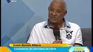 Show da Manhã: Conversa com Duete Alcides Alfama -Combatente de Liberdade da Pát