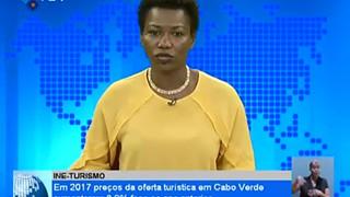 Em 2017 preços da oferta turística em Cabo Verde aumentaram 0,8% face ao ano ant