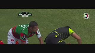 Marítimo M., Caso, Edgar Costa, 55m