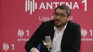 """João Oliveira na Antena 1: """"Este crescimento económico não é à prova de bala"""""""