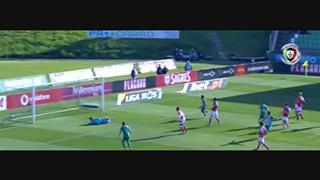 Rio Ave FC, Golo, Tarantini, 43m, 1-0
