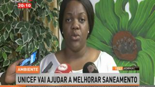 Unicef vai ajudar Angola a melhorar saneamento