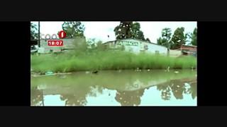 Chuva no Bengo - Falta de rede de esgoto condiciona escoamento das a?guas