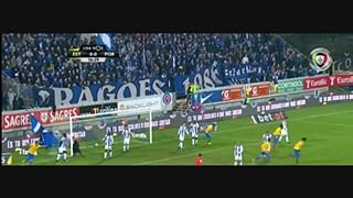 Estoril Praia, Golo, Eduardo, 17m, 1-0
