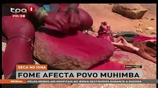 Seca no Iona - Afecta mais de 25 ml pessoas
