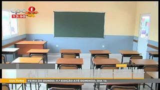 Nova escola do ensino especial para mais de mill alunos no Dande, Bengo