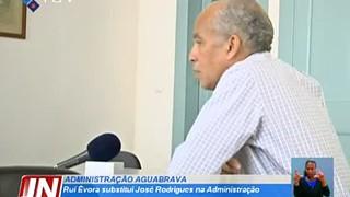 Rui Évora substitui José Rodrigues na Administração da empresa ÁguaBrava