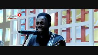 Mauri?cio SV Participante do Concurso Angolan Music Bar
