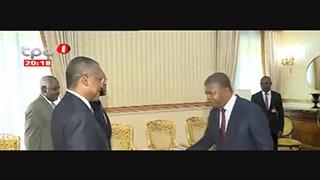 Angola, Congo e RDC, abordam paz e seguranc?a na regia?o dos Grandes Lagos