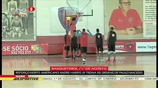 basquetebol 1º de Agosto