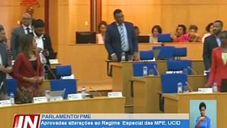 Aprovadas alterações ao Regime Especial das MPE, UCID votou contra o diploma e P