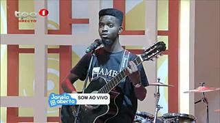 Pinto Fiel Participante do Concurso Angolan Music Bar.