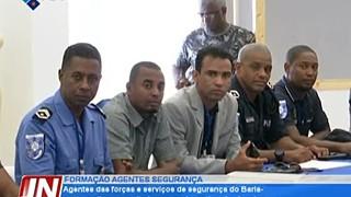 São Vicente: Agentes das forças e serviços de segurança do Barlavento melhor cap