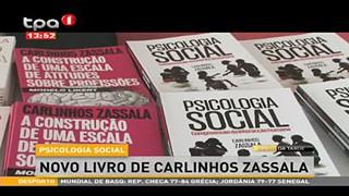 Psicologia Social - Novo livro de Carlinhos Zassala