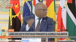 CPLP - Luanda sera? sede do secretariado permanente da assembleia parlamentar