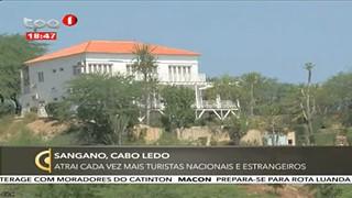 Sangano, Cabo Ledo atrai cada vez mais turistas