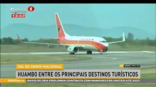 Dia do Hero?i nacional - Huambo entre os principais destinos turi?stico
