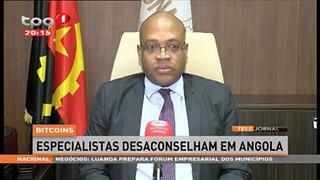 BITCOINS - Especialistas desaconselham em Angola